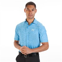 Under Armour® HeatGear® Elevated Heather Golf Polo at Von Maur