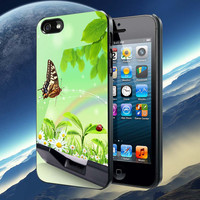Butterfly animal pattern Accsessories,iPhone 4/4S,iPhone 5/5S/5C,Samsung Galaxy S3/S4,iPhone Case, Samsung Galaxy Case,Rubber Case