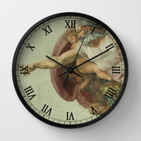 Sistine Chapel Wall Clock by Beautifulhomes