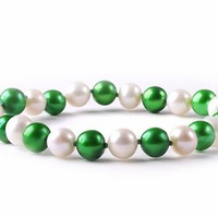 Buy Miami Hurricanes Spirit Pearl Bracelet. Free Shipping