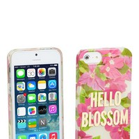 kate spade new york 'hello blossom' iPhone 5 & 5s case | Nordstrom