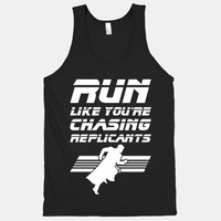 Run Like You're Chasing Replicants