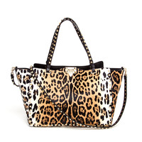 VALENTINO | Rock Stud Ponyskin Tote Bag | Browns fashion & designer clothes & clothing