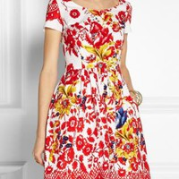 Bqueen Floral Cute Dress K1411