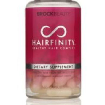 Longer, Stronger, Faster Growing Hair. - Hairfinity Hair Vitamins