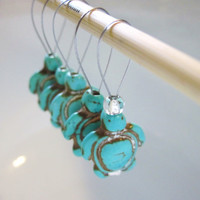 Sea Turtle Stitch Markers