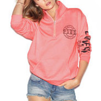Results For: Boyfriend half zip | Victoria's Secret: Lingerie and Women's Clothing, Accessories & more. | Search