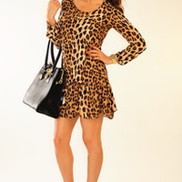 Something Real Dress: Leopard | Hope's