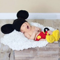 Infant Studio Fashion - Micky Mouse