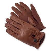 Lambskin Leather Driving Gloves / Lambskin Driving Gloves -- Orvis