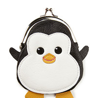 Penguin Parade Coin Purse