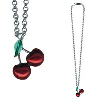 RETRO CLASSIC CHERRY NECKLACE