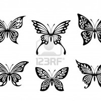 Butterfly Tattoos : Page 47