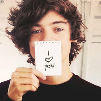 "Harry Styles One Direction ""I Love You"""