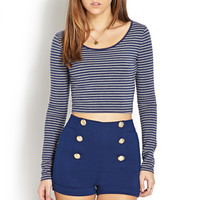 Sailor Girl Matelot Shorts