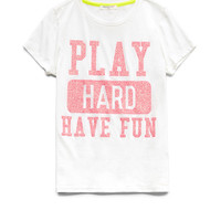 Play Hard Tee (Kids)