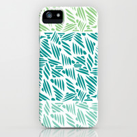 Bamboo Forest iPhone & iPod Case by Pom Graphic Design