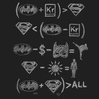 Superhero Math