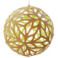 Floral Pendant Light - A+R Store