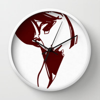 Self Esteem Wall Clock by Texnotropio