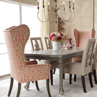 Haute House Tiffany Damask Chair