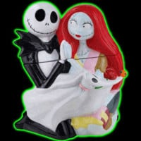 Halloweentown Store: The Nightmare Before Christmas Cookie Jar