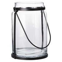 Smith & Hawken® Glass Hurricane Lantern - 9""