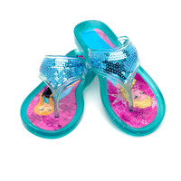 Disney Frozen Jelly Flip Flops | Disney Store
