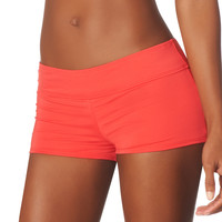 Coral Boyshort Bottom