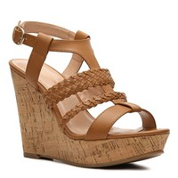 BCBGeneration Camille Wedge Sandal