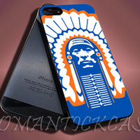 lllinois Fighting Illini Football - iPhone 4/4s/5c/5s/5 Case - Samsung Galaxy S3/S4 Case - Black or White