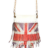 Papaya Clothing Online :: CUTOUT FLAG CROSSBODY BAG