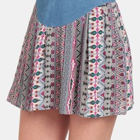 Plateau Point Trail Aztec Skirt | Threadsence