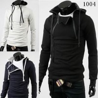 2011 New Style Chest zip Hoodie