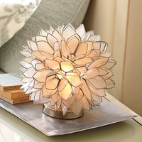 CAPIZ ACCENT LAMP