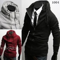 Premium Designer Zip Sweat Jacket