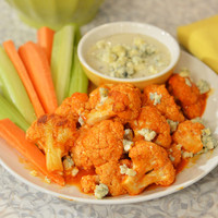 Ilan Hall's Buffalo Cauliflower Recipe!