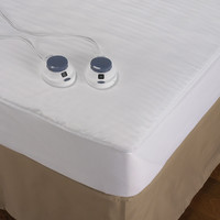 The Best Heated Mattress Pad - Hammacher Schlemmer