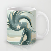 Melissa, wife of the ocean Mug by LouJah