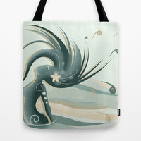 Melissa, wife of the ocean Tote Bag by LouJah