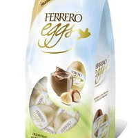 Ferrero Eggs, Hazelnut, 10-Count (Pack of 5)