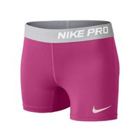 The Nike Pro Core Compression Girls' Boyshorts.