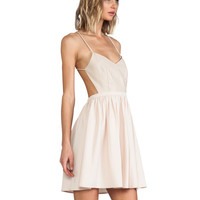 BLAQUE LABEL Dress in Beige