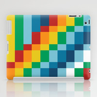 Fuzzline #4 iPad Case by Project M