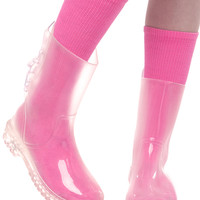 Danny Clear Rainboot
