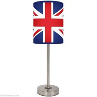 British Flag Desk Lamp | Table Lamps | RetroPlanet.com