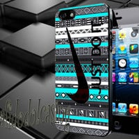 Just Do It, Nike on Aztec Mint Case For iPhone 4/4s, iPhone 5/5S/5C, Samsung S3 i9300, Samsung S4 i9500 *rafidodolcasing*