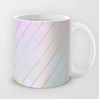 Re-Created Vertices No. 2 Mug by Robert S. Lee