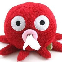 Cute Cartoon Octopus Tissue Paper Box Holder - DinoDirect.com
