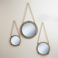 Connor Rope Mirrors - World Market